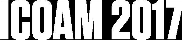 ICOAM 2017