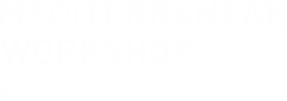Mediterranean Workshop 2017